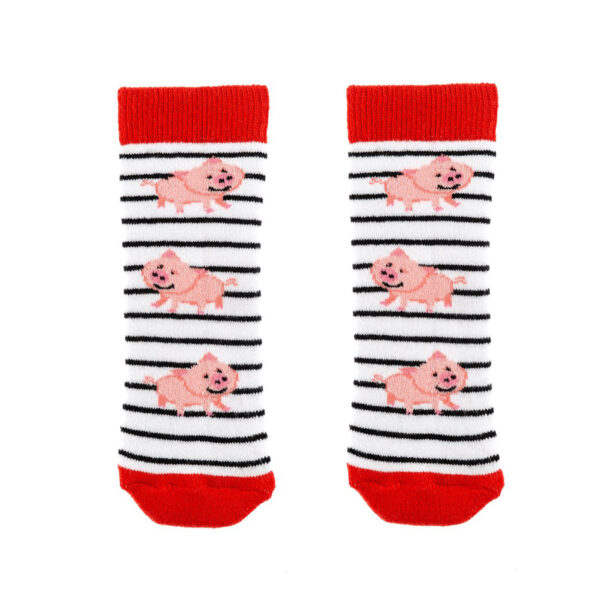Squelch Wellies Pig Sock