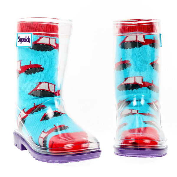 Squelch Wellies