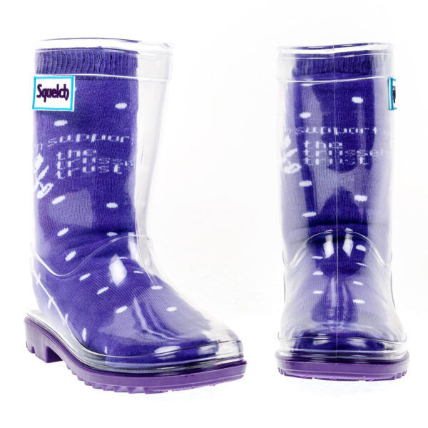Squelch Wellies Trussel Trust Sock