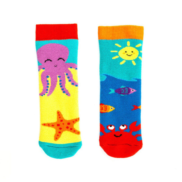 Squelch Wellies Sunshine Sock