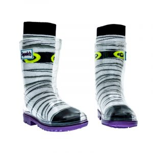 Minis Mummies Halloween Socks